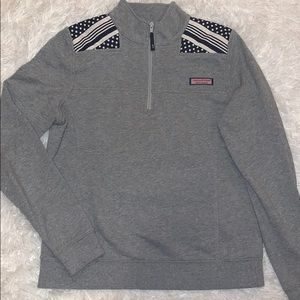 Vineyard Vines Gray Sweatshirt